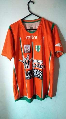 Camiseta Banfield Copa Libertadores 2008