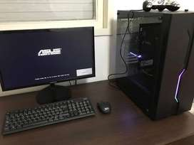 PC GAMER RTX 2060 SUPER 8GB CORE I5 16RAM