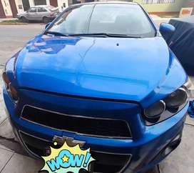 Chevrolet Sonic sedán 2013/2013
