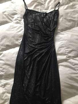 Vestido largo de Roxana Salerno