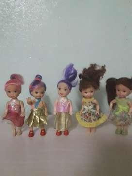 Muñecas Chiquitas