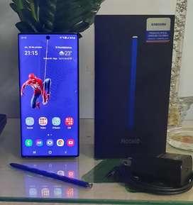 Samsung Galaxy Note 10 Fisurado