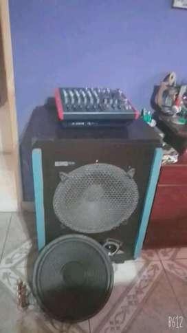 VENDO EQUIPO DE MÚSICA