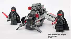 LEGO IMPERIAL SHADOW TROOPERS