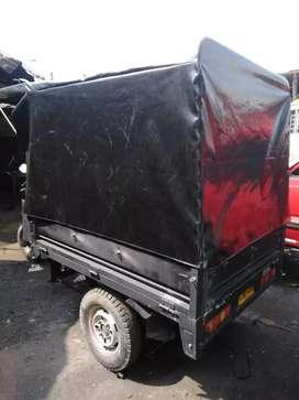 Motocarro para transporte de carga presto e servicio de acarreos