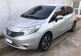 Nissan Note Exclusive CVT 2018