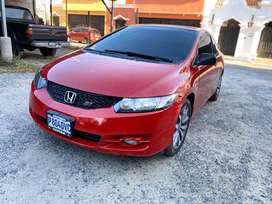 Honda Civic SI en perfecta condicion, negociable