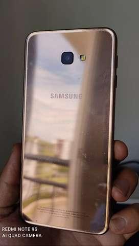 Samsung J4 Plus color Dorado