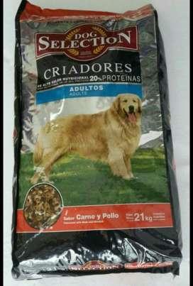 Alimento para Perros Dog Selection