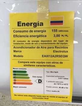 Aire acondicionado marca Electrolux
