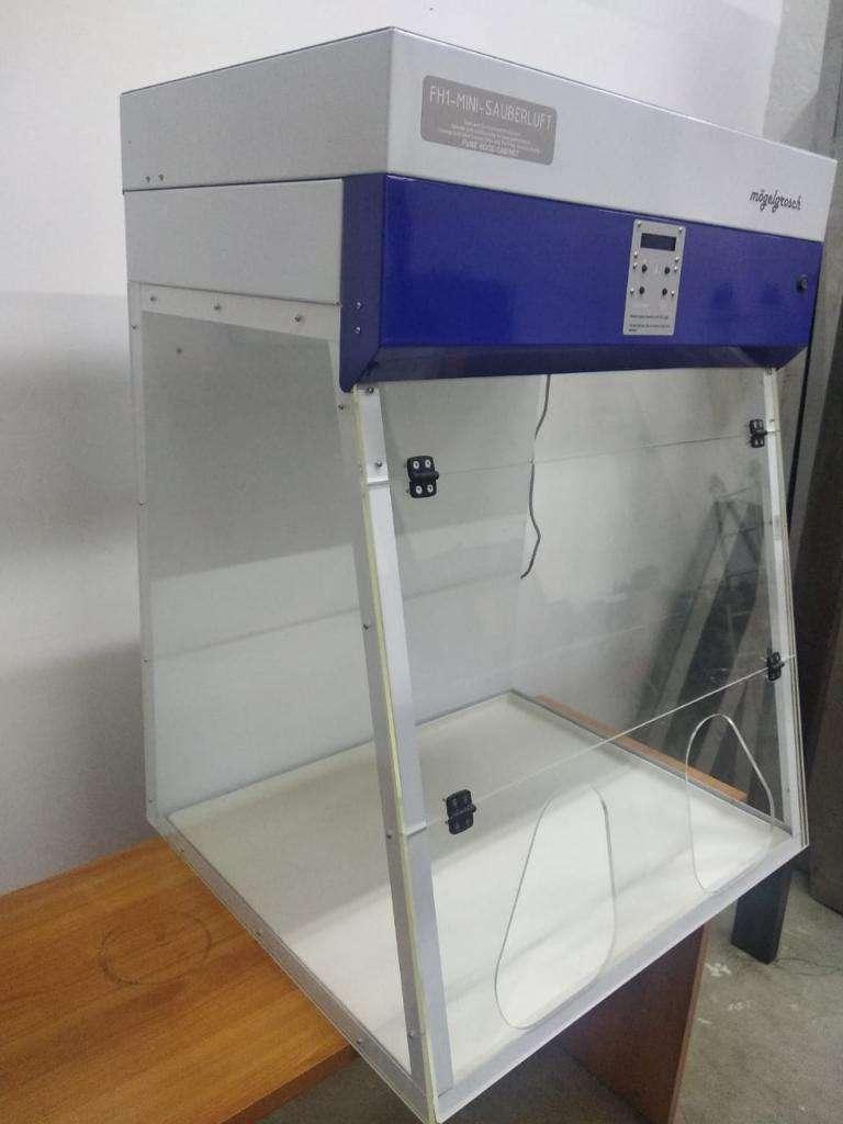Cabina de Extraccion de Gases sin Ducto 0