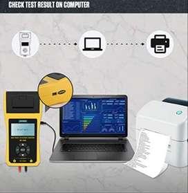 Escaner Batería Automotriz Impresora Original BT660