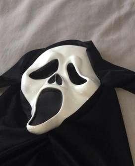 Mascara Scream Disfraz Nueva