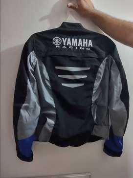 Chaqueta de protección Yamaha talla S dama