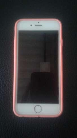 Vendo celular iPhone 6 o cambio por celular Android