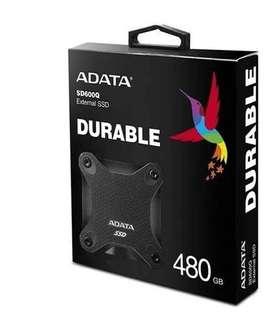 Disco solido externo 480GB  ADATA SD600Q