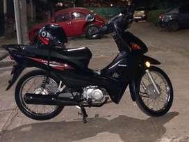 Se vende moto honda wave 110