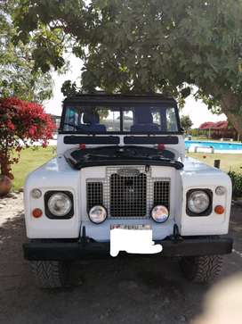 Land Rover serie 2a
