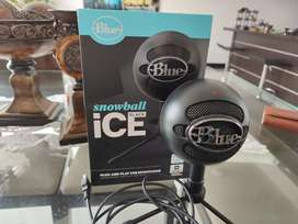 Micrófono Blue Snowball ICE Black