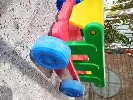 Carro Arrastre Juguete Wagon Transporte Rondi
