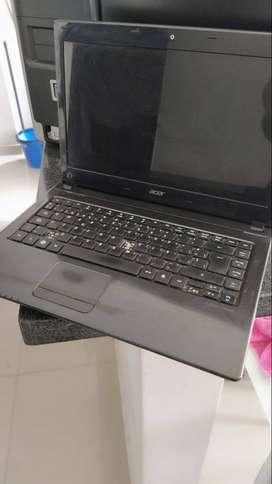 """Portatil Acer 15"""""""