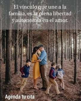Psicóloga - Terapia de Familia