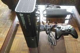 XBOX 360 SLIM E CHIP RGH 320GB FULL JUEGOS