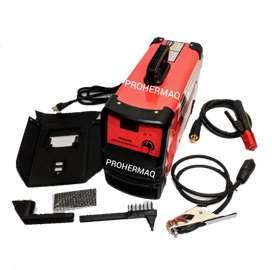 soldador inversor 200 amperios 110-220 voltios