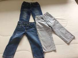 Lote Jeans Niño