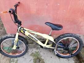 BMX monter speed