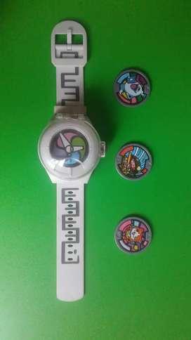 reloj yokay de la serie