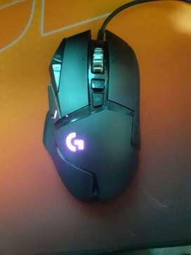 Mouse gamer G502