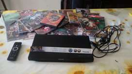 Reproductor Dvd Philips Dvp3800 30 Pelis