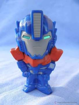 Transformers Optimus Prime - CEREALES NESTLÉ