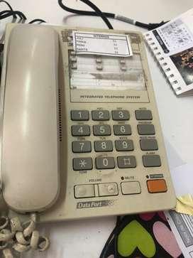 Telefono fijo con altavoz