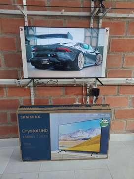 """Televisores Samsung de 50"""" Crystal 2020 Nuevos"""