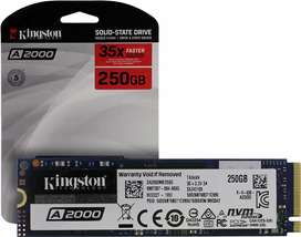 Disco SSD Kingston 250 GB