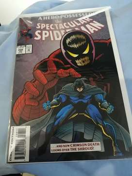 Comic The Spectacular Spiderman