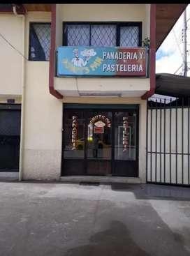 Vendo Panaderia y Pasteleria en Av. Principal