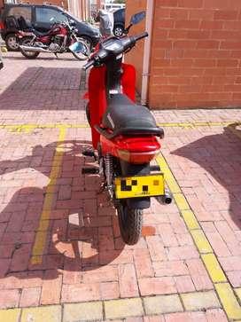 Moto akt 110 special