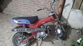 Reliquia  Honda Dax