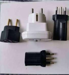 Adaptadores para toma eléctrica.