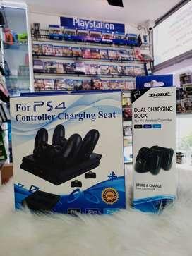 CARGADOR DE CONTROL PS4