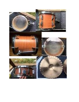 Batería ZZ percusión
