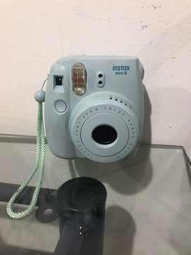 Camara instax mini 8 blue