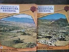 HISTORIAS DE LA ARGENTINA SECRETA