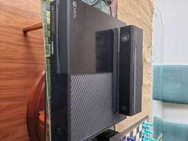 XBOX ONE + KINETIC+ 6 JUEGOS