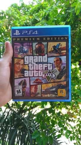 Venta de juego gta 5 edition premium