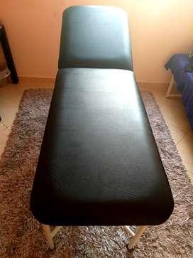camilla de masajes