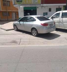 Vendo auto Hyundai Elantra año 2011 gasolinero nunca a gas